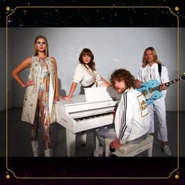 ABBA Tribute ABBARAMA Australian Tour 2020 - Group Piano