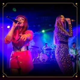 ABBA Tribute ABBARAMA Australian Tour 2020 - Ladies Singing